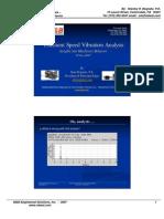 Transient Vibration Analysis Dec07 Handout
