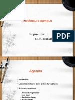 Architecture campus