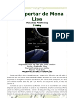 Sunny - Monere 01 - O Despertar de Mona Lisa (Rev. PRT)