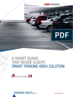 Smart Parking Areas Solution 2018