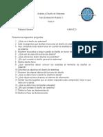 Auto Evaluación Modulo3 Parte II
