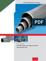 ACO Pipe Catalogue