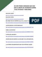 LISTA DE LINKS CON TEMAS VARIADOS QUE HAN SIDO PUBLICADOS EL GRUPO DE FACEBOOK GUERRA ESPIRITUAL ESTUDIOS Y ORACIONES_compressed.pdf