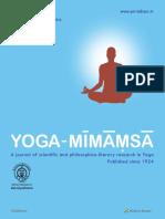 Mimamsa yoga