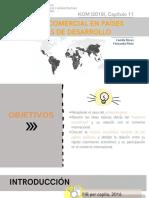 Política Comercial en PVD