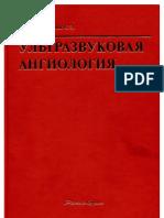 Лелюк В.Г., Лелюк С.Э. - Ультразвуковая ангиология