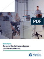 Desarrollo de Supervisores que Transforman