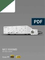 Camara Sony MCC1000 MD BrochureMK20306V2_l