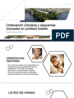9 Ordenación dentaria y esquemas oclusales en protesis total 2020.pdf