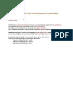 07 - Anatomie de l'articulation temporo-mandibulaire