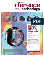 2010 ITEM EMC Test Design Guide