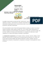 Lengua y Literatura - Actividad nro. 2