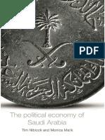 The Political Economy of Saudi Arabia - Tim Niblock