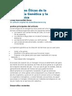 Cuestiones eticas de la ingenieria genetica.doc