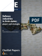 Defence Industries in Arab States