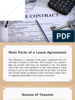 Contract-of-Lease