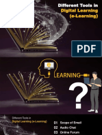 Digital Learning Tools