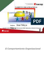 1 El Comportamiento Organizacional - Actividad 1