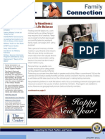 January 2011 Family Connection Newsletter