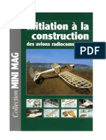 Modelismo - Manual De Construccion De Un Aeromodelo R C (Francés)