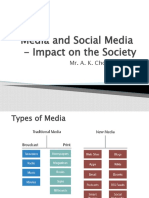 Media and Social Media - Impact on the Society.pptx