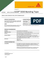 Sika-BentoShield-SS50-BondingTape-PDS