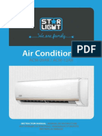 Star-Light ACM-12AR Air Conditioner