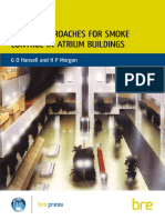 BR258 Design Approaches for smoke control in atrium buildings