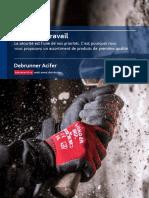 Choix des gants de sécurité Norme EN388 -2016