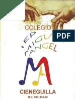 Colegio Miguel Angel de Cieneguilla