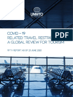 COVID-19 Related Travel Restrictions
