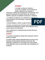 FNDMTS DE AUDITORÍA DE SISTEMAS 2