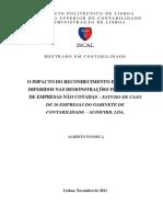 O IMPACTO DO RECONHECIMENTO DE IMPOSTOS.pdf