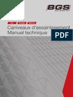 Manuel_technique pour caniveaux