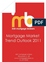 Mortgage Market Trend Outlook 2011
