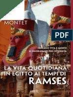 (Saggi) Pierre Montet - La vita quotidiana in Egitto ai tempi di Ramses-BUR Biblioteca Univ. Rizzoli (2018).pdf