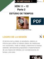 IM1 SESIÓN 11 - 12 - Estudio de Tiempos 2 rev2.pdf