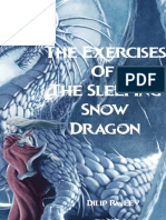 The Exercises of The Sleeping Snow Dragon