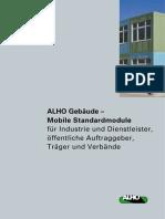 ALHO_Standardmodule
