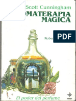 408705329 Scott Cunningham Aromaterapia Magica PDF
