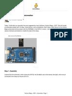 Arduino-Mega-WiFi-Automation