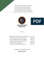 Caso práctico curso Seminario Casos Financieros