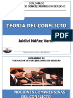 Acet- Teoría del Conflicto y Conciliación  en Derecho  2014  Final