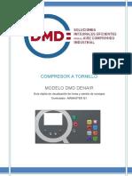 Guia Rapida DMD DenairControlador Airmaster