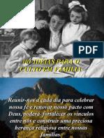 101 Ideias para o Culto Familiar Port