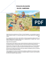 FICHA DE APLICACIÓN DIA DEL CAMPESINO