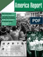 Central America Report- Winter 2010