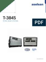 T-3845 TETRA Base Station