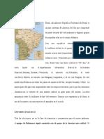 BRASIL Y ECUADOR