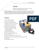 Phason FHC1D User Manual